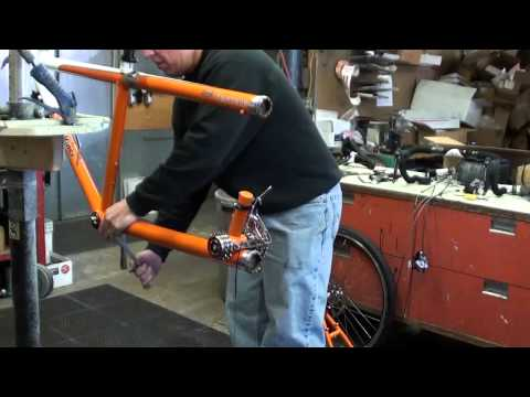 da Vinci Designs; Packing an S&S coupled tandem.