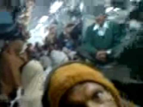 Cattle Class journey in  Genral  Compartment of Indian Railways.