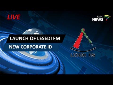The launch of Lesedi FM's new corporate identity