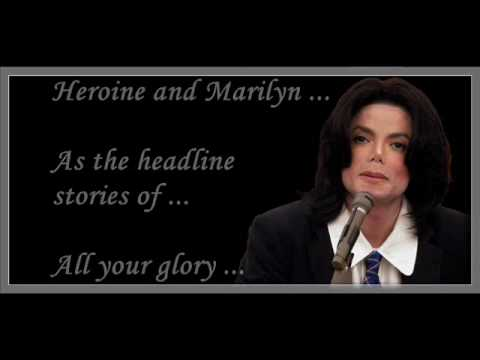Michael Jackson Tabloid Junkie lyrics