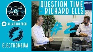 Electroneum - Question Time - Richard Ells Part 2