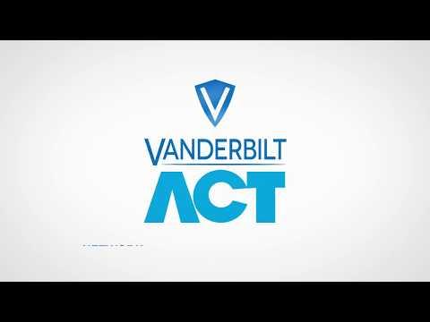 Vanderbilt ACT Enterprise Access Control system overview