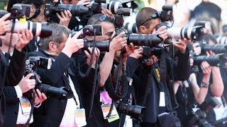 A Day in the Life of Entertainment Photographer Andreas Rentz at Cannes Film Festival 2014