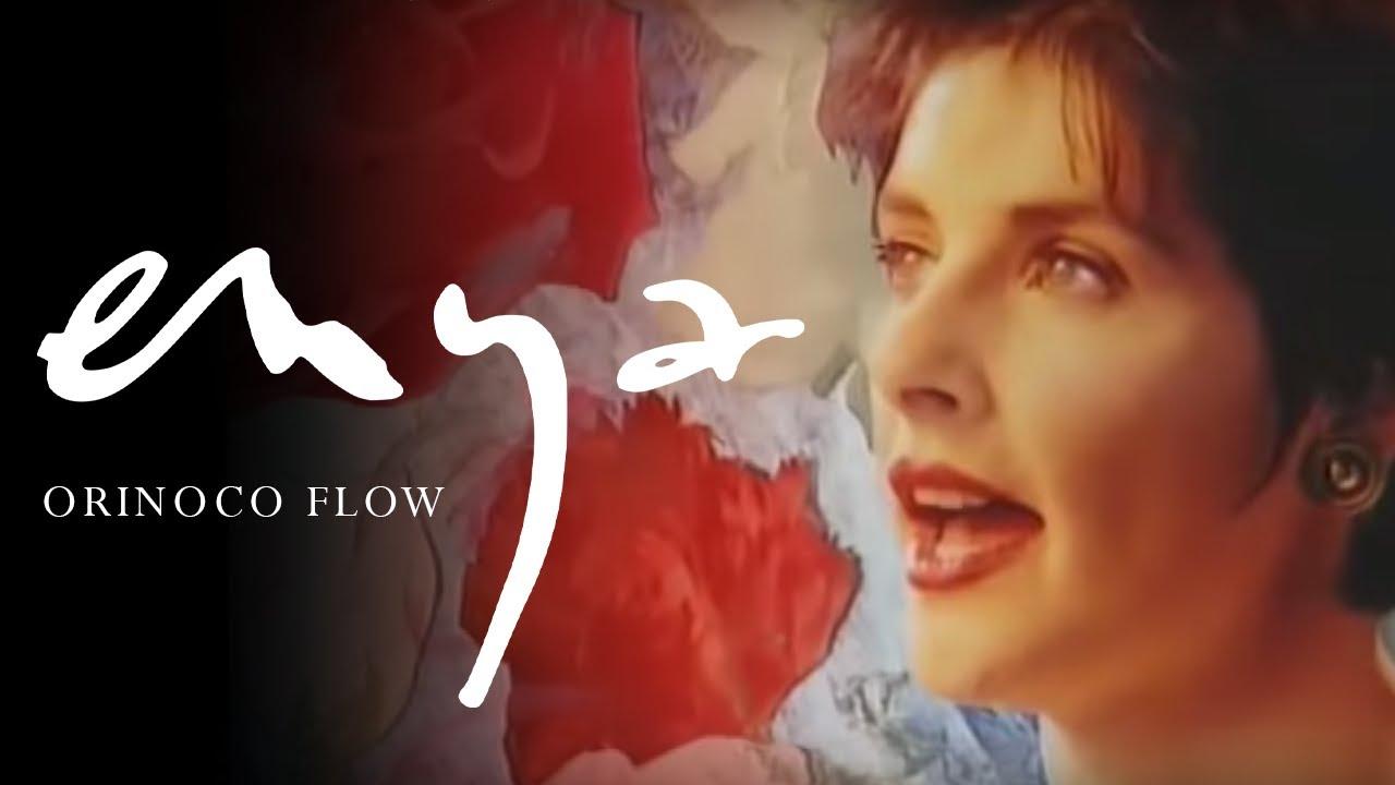 Enya Orinoco Flow Official 4k Music Video Youtube