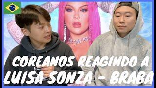 Baixar KNOWING COREANOS REAGINDO A BRABA | Luísa Sonza