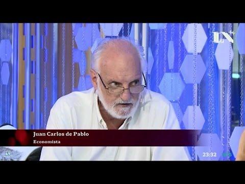 """J.C.de Pablo en """"Bloody Mary"""", con M.Freytes - 26/01/17"""