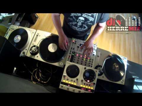 vinyl mix 90's dance music