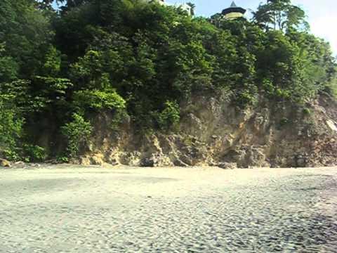 Woodlands Beach, Montserrat, British West Indies