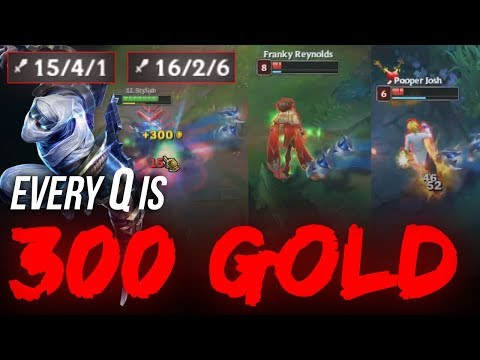 LL Stylish - EVERY Q IS 300 GOLD