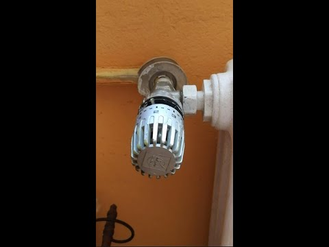 Altes Thrmostat mit elektronischem Thermostat tauschen. Wie, wenn die Adapter nicht passen?