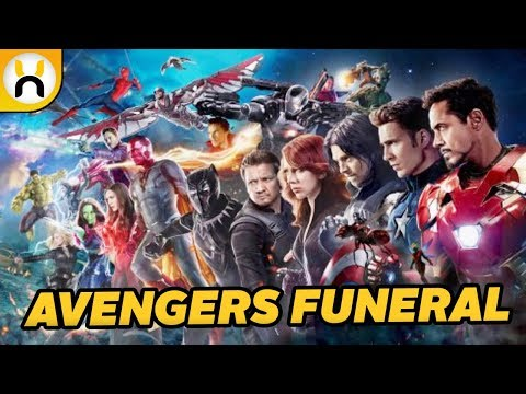 Avengers 4 Casting Call Reveals Major Funeral Sequence
