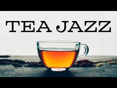 Afternoon Tea Jazz - Relaxing Green Tea JAZZ Music For Work,Study,Calm
