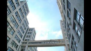 К 90-летию Госпрома в здании завершили ремонт фасада
