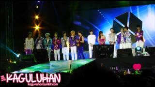 130119 DKFC EXO - Hawak Kamay MENT CUT (aka Jongin being a precious baby)
