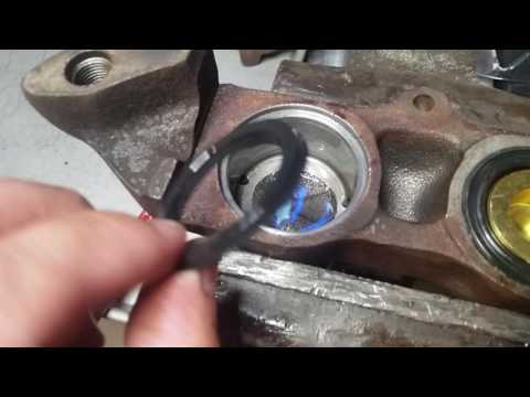 C2 & C3 Corvette Brake Caliper Assembly (Part 1 of 2)