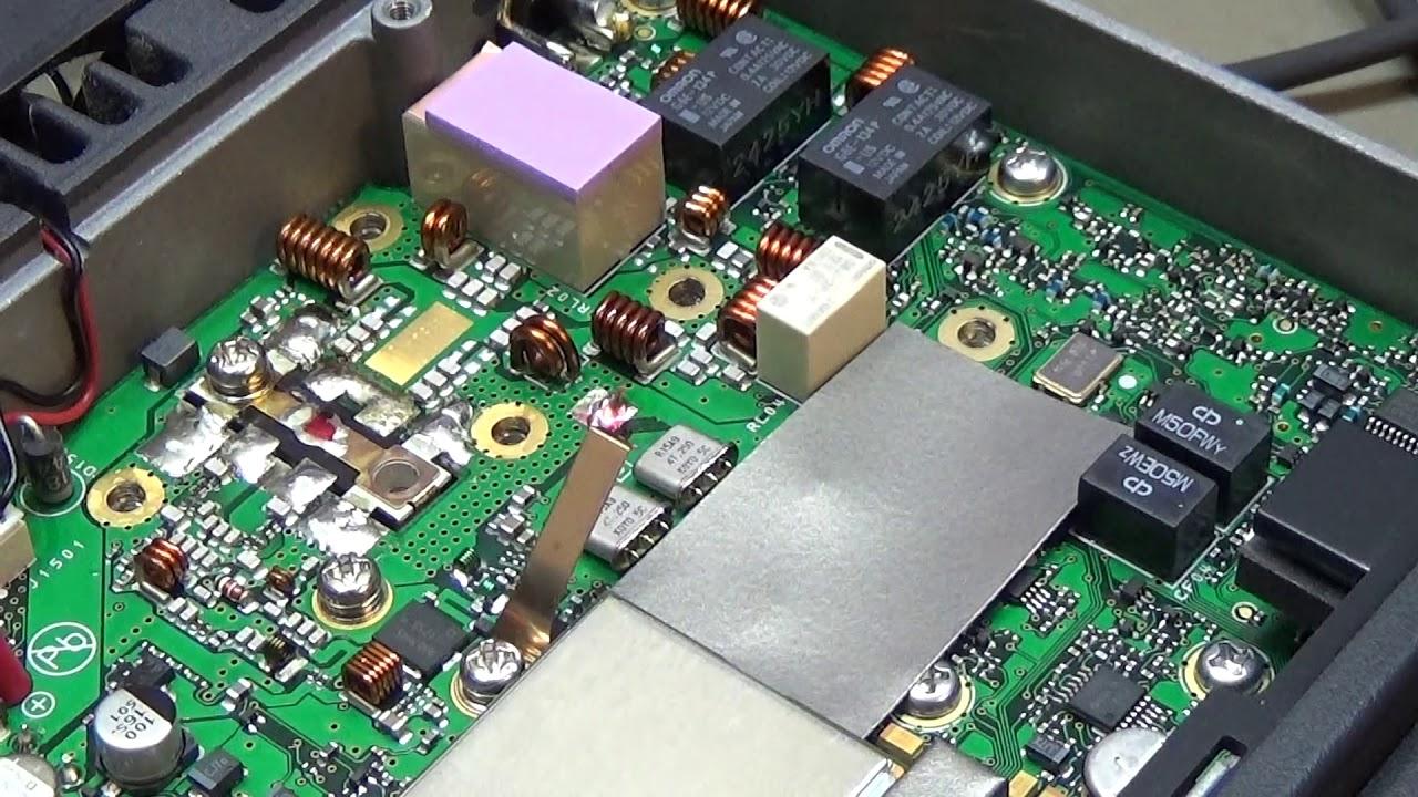 160 Yaesu Ftm 400 No Output Power Fixed Including