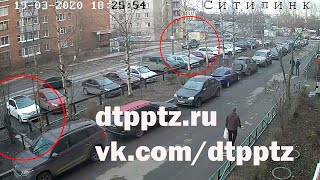 Госавтоинспекция разыскивает водителя, сбившего ребёнка на Перевалке