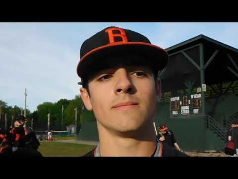 Matt Enos - Beverly High School Baseball