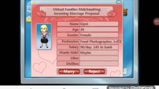 Virtual Families Mod Unlimited Money