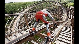 9 Unbelievable Stunts People Pulled