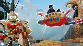 부산근교 아이와가볼만한곳! 마산 로봇랜드 유아 놀이동산…