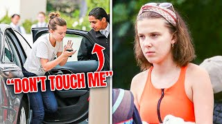 Millie Bobby Brown In Real Life Is So Rude..