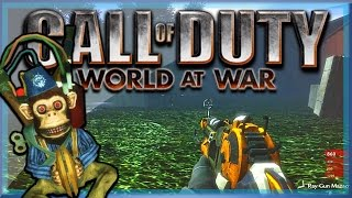 call of duty waw custom zombies funny moments nogla s mom golf commentary and trolling nogla