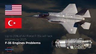 The US Soured Relations with Turkey Could Slow Down the F 35A Engine Manufacturing
