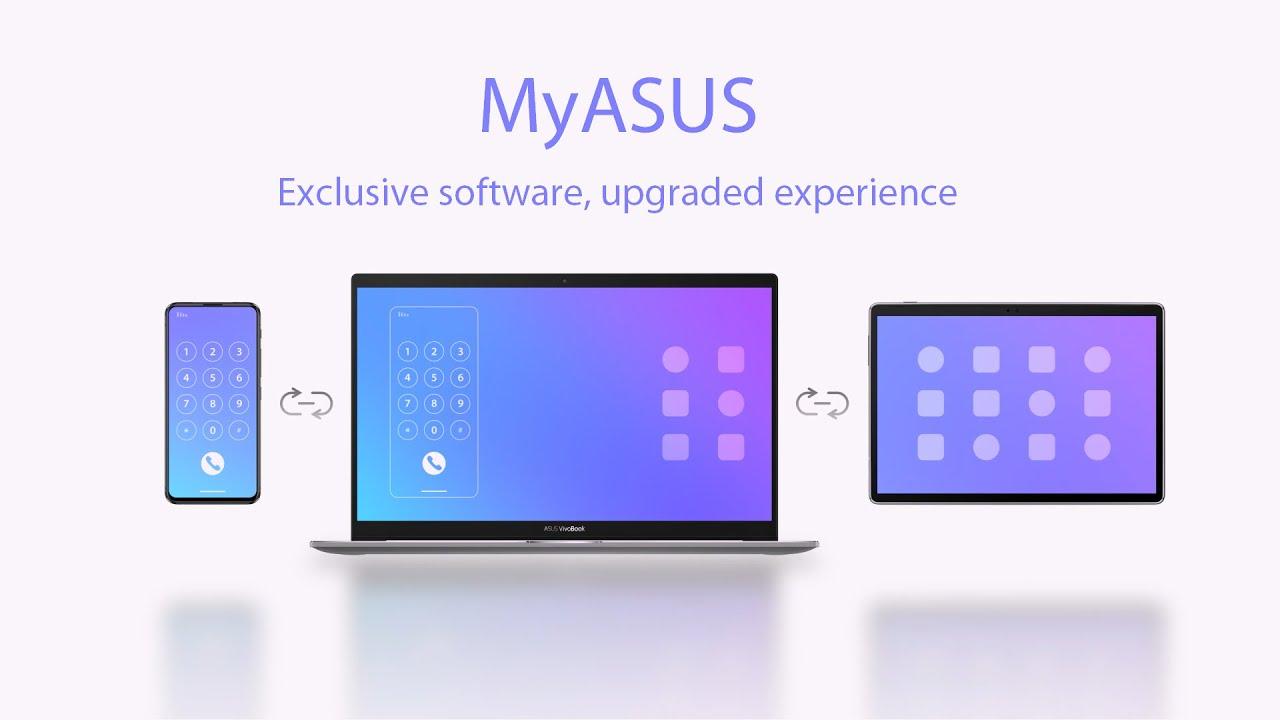 MyASUS for Windows] Introducción y guía de MyASUS | Soporte técnico oficial  | ASUS España