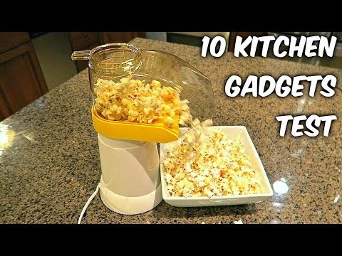 10 Kitchen Gadgets put to the Test - part 15