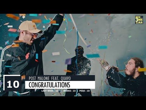 Billboard US Hot 100 This Week, 17 June 2017