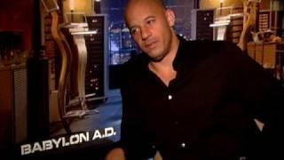 Babylon A.D.: Interview - Vin Diesel