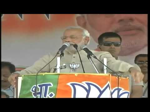 Live: Narendra Modi Rally in Bankura, West Bengal