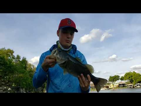 Lake Istokpoga Bass Fishing Tips And Spots!