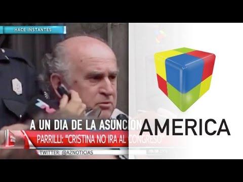 Parrilli: No están dadas las condiciones para que Cristina vaya al Congreso
