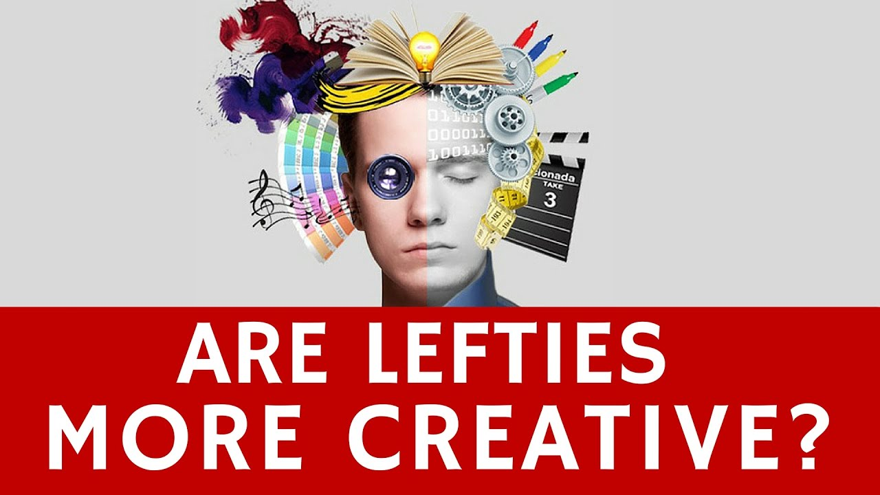 Are Left Handed People More Creative In Their Jobs?   YouTube  Jobs That Are Left