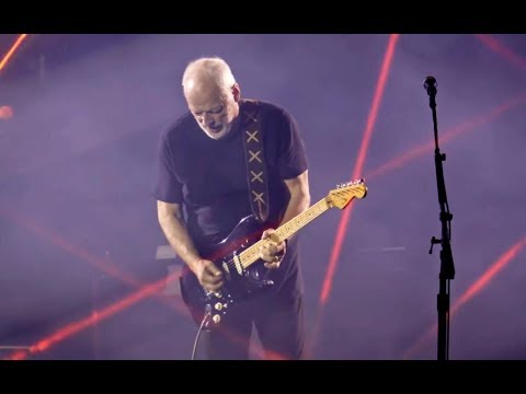David Gilmour   Comfortably Numb   in Pompeii 2016