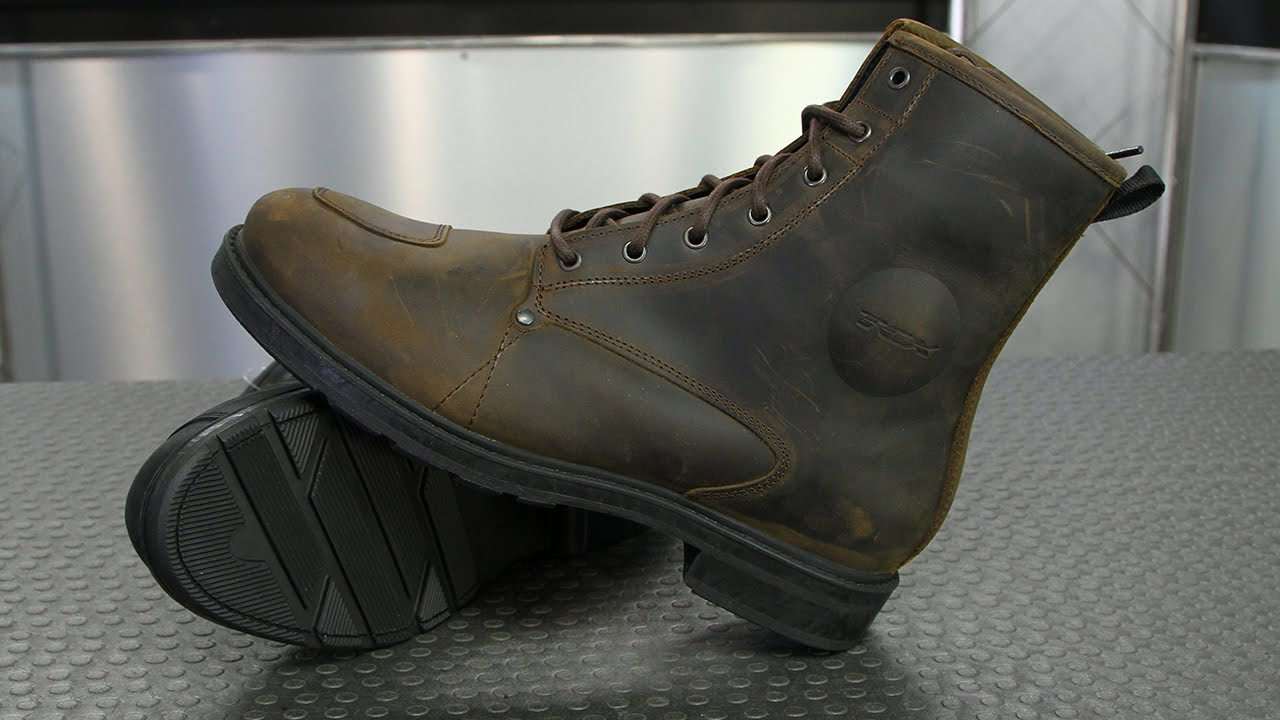 TCX X-Blend WP Boots | Motorcycle Superstore - YouTube