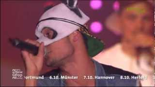 Cro - Bye Bye (new-pop-festival 2012)