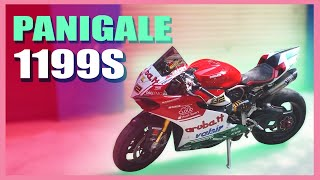 PKL - Trải nghiệm nhanh Ducati Panigale 1199S (The Ducati Panigale 1199S quick review)