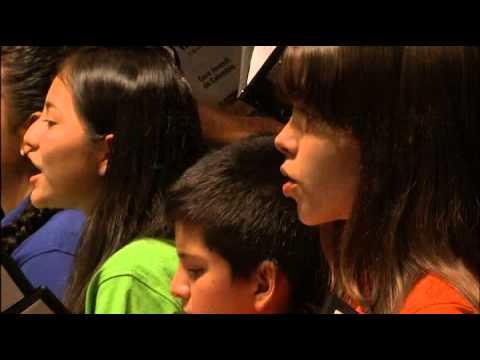 Coro Juvenil e Infantil de Colombia 2012 - Concierto Completo