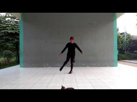 Galih dan Ratna Line Dance Choreo Ayu Permana (Gamaliel Audrey Cantika)
