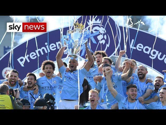 Manchester City defy rivals Liverpool to retain Premier League title