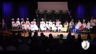 Grace Christian School Kindergarten Graduation 2018
