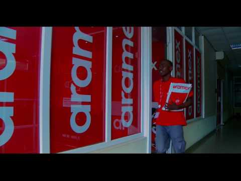Aramex Courier day in Tanzania