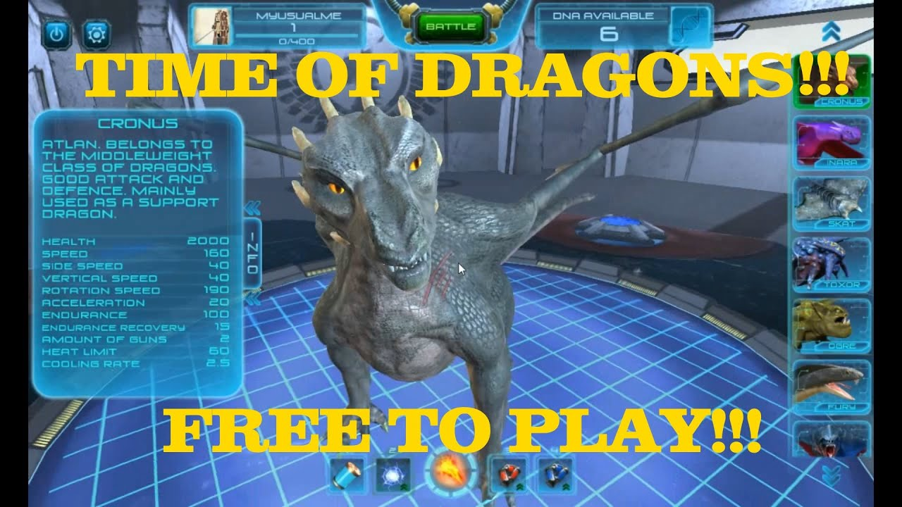 Free Online Dragon Games Where You Are The Dragon