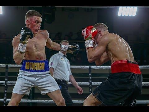 Видео победного боя Виктора Коточигова в Лондоне