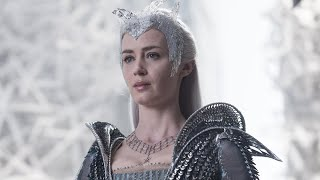 Freya (Ice Queen) - All Scenes Powers | The Huntsman: Winter's War