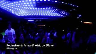 Rubinskee & Puma @ AM, by Dfake