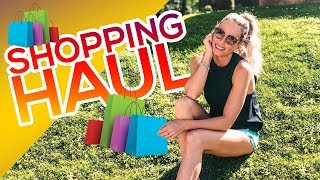 SHOPPING HAUL im Outlet Center!